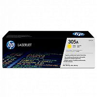 Картридж лазерный HP 305A CE412A желтый (2600стр.) для HP CLJ M451