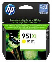 Картридж струйный HP 951XL CN048AE желтый (1500стр.) для HP OJ Pro 8100/8600