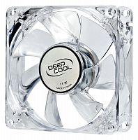 Вентилятор Deepcool XFAN 80L/R 80x80x25mm 3-pin 20dB 60gr LED Ret