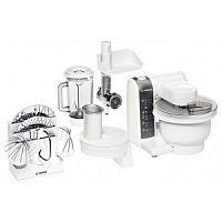 Кухонный комбайн Bosch MUM 4855 600Вт белый