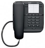 Телефон проводной Gigaset DA310 RUS черный