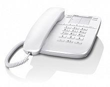 Телефон проводной Gigaset DA410 RUS белый