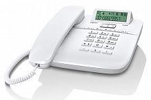 Телефон проводной Gigaset DA610 RUS белый