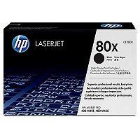 Картридж лазерный HP 80X CF280X черный (6900стр.) для HP LJ Pro M401/M425