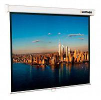 Экран Lumien 203x203см Master Picture LMP-100104 1:1 настенно-потолочный рулонный