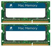 Память DDR3 2x8Gb 1333MHz Corsair CMSA16GX3M2A1333C9 RTL PC3-10600 CL9 SO-DIMM 204-pin 1.5В
