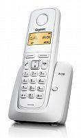 Р/Телефон Dect Gigaset A120 белый АОН