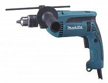 Дрель ударная Makita HP1640 680Вт патрон:кулачковый реверс