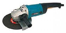 Углошлифовальная машина Makita 9069 2000Вт 6600об/мин рез.шпин.:M14 d=230мм