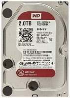 "Жесткий диск WD Original SATA-III 2Tb WD20EFRX NAS Red 64Mb 3.5"""