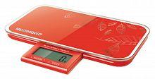 Весы кухонные электронные Redmond RS-721 макс.вес:10кг красный