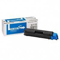 Картридж лазерный Kyocera TK-580C 1T02KTCNL0 голубой (2800стр.) для Kyocera FS-C5150DN