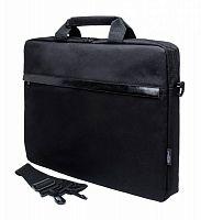 """Сумка для ноутбука 15.6"""" PC Pet HQ Classic черный полиэстер (PCP-1002BK)"""