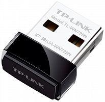 Сетевой адаптер WiFi TP-Link TL-WN725N N150 USB 2.0