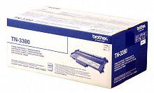 Картридж лазерный Brother TN3380 черный (8000стр.) для Brother DCP8110/8250/HL5450/5470/MFC8520/8950