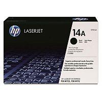 Картридж лазерный HP 14A CF214A черный (10000стр.) для HP LJ 700/M712