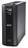 Источник бесперебойного питания APC Back-UPS Pro BR1200G-RS 720Вт 1200ВА черный