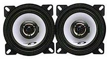 Колонки автомобильные Alpine SXE-1025S 180Вт 90дБ 10см (4дюйм) (ком.:2кол.) коаксиальные двухполосные