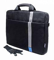"""Сумка для ноутбука 15.6"""" PC Pet HQ Classic черный полиэстер (PCP-1001BL)"""