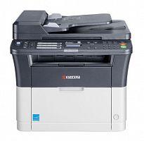 МФУ лазерный Kyocera FS-1125MFP (1102M73RU0/1102M73RUV) A4 Duplex белый/черный