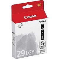 Картридж струйный Canon PGI-29LGY 4872B001 светло-серый для Canon Pixma Pro 1