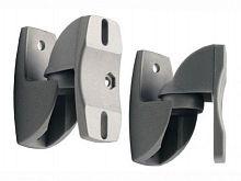 Кронштейн для акустических систем Holder LSS-6001 металлик макс.5кг настенный поворот и наклон