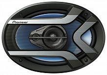 Колонки автомобильные Pioneer TS-6939R 500Вт 92дБ 4Ом 16x23см (6.3x9дюйм) (ком.:2кол.) коаксиальные трехполосные