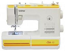 Швейная машина Brother Elite 45 белый/желтый