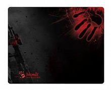 Коврик для мыши A4Tech Bloody B-081 черный/рисунок 350x280x4мм
