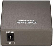 Медиаконвертер D-Link DMC-F02SC DMC-F02SC/A1A 10BASE-T/100BASE-TX Fast Eth SC MultiMode 2km