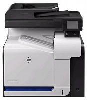 МФУ лазерный HP Color LaserJet Pro 500 MFP M570dn (CZ271A) A4 Duplex черный/белый
