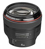 Объектив Canon EF II USM (1056B005) 85мм f/1.2L