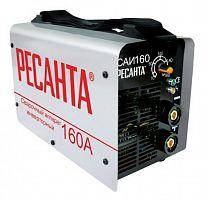 Сварочный аппарат Ресанта САИ-160 инвертор ММА DC