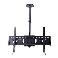 """Кронштейн для телевизора Kromax COBRA-3 серый 15""""-40"""" макс.60кг потолочный поворот"""