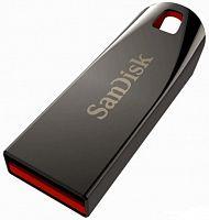 Флеш Диск Sandisk 32Gb Cruzer Force SDCZ71-032G-B35 USB2.0 серебристый/красный