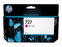 Картридж струйный HP 727 B3P20A пурпурный (130мл) для HP DJ T920/T1500
