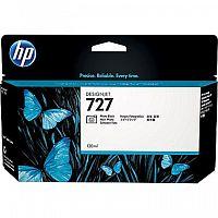 Картридж струйный HP 727 B3P23A черный (130мл) для HP DJ T920/T1500