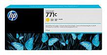 Картридж струйный HP 771C B6Y10A желтый (775мл) для HP DJ Z6200