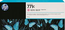 Картридж струйный HP 771C B6Y11A светло-пурпурный (775мл) для HP DJ Z6200