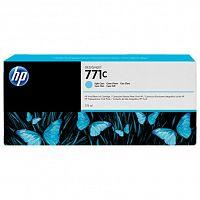 Картридж струйный HP 771C B6Y12A светло-голубой (775мл) для HP DJ Z6200