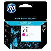 Картридж струйный HP 711 CZ131A пурпурный (29мл) для HP DJ T120/T520