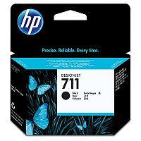 Картридж струйный HP 711 CZ133A черный (80мл) для HP DJ T120/T520