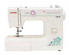 Швейная машина Janome LW-10 белый
