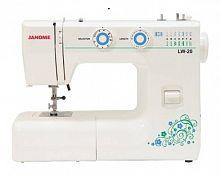 Швейная машина Janome LW-20 белый