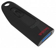 Флеш Диск Sandisk 16Gb Ultra SDCZ48-016G-U46 USB3.0 черный