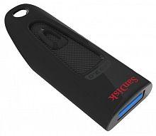 Флеш Диск Sandisk 32Gb Ultra SDCZ48-032G-U46 USB3.0 черный