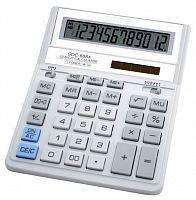 Калькулятор бухгалтерский Citizen SDC-888XWH белый 12-разр.