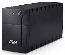 Источник бесперебойного питания Powercom Raptor RPT-600AP 360Вт 600ВА черный