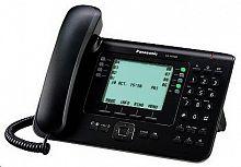 Телефон IP Panasonic KX-NT560RU-B черный