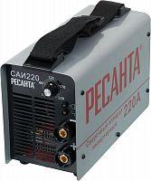 Сварочный аппарат Ресанта САИ-220 инвертор ММА DC (кейс в комплекте)